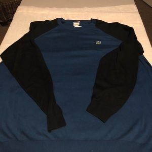 NWT size 9 3xl Light weight Lacoste sweater